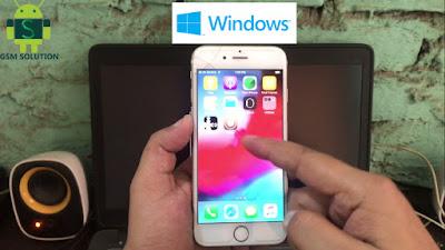 iPhone 6 Jailbreak iOS12.4.8 With Checkra1n & Install Cydia On Windows.