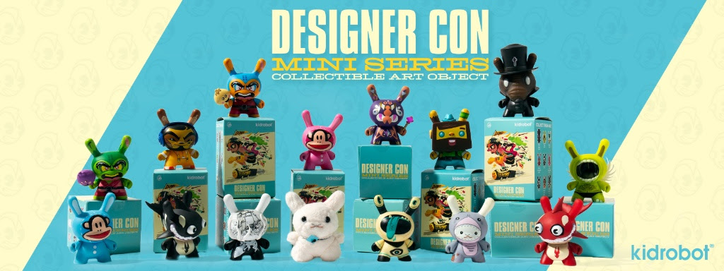 Collecting Toyz Kidrobot Heads To Designercon This Weekend