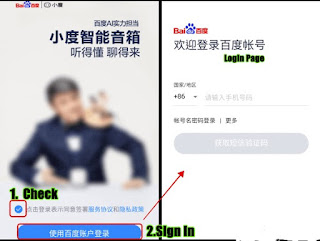 Cara Membuat Akun Baidu.com Terbaru 100% WORK (Fix warning illegal channel, dll)