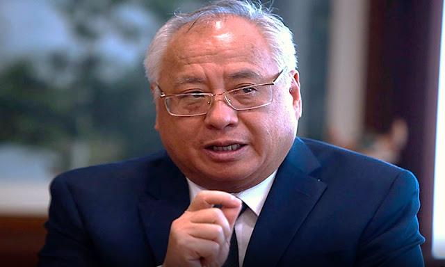 Exministro de Energía y Minas, Juan Carlos Liu