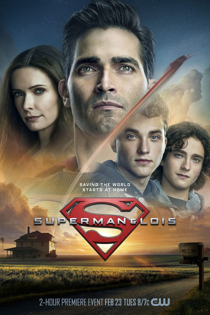 Download Superman and Lois (Season 1) S01E11 Added {English - Hindi Dubbed} 480p - 720p WeB-HD [450MB]
