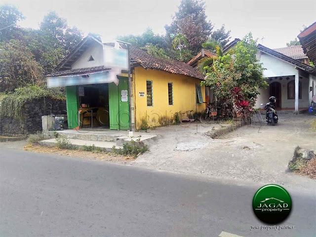 Tanah Bonus Bangunan jalan Kaliurang Km 9