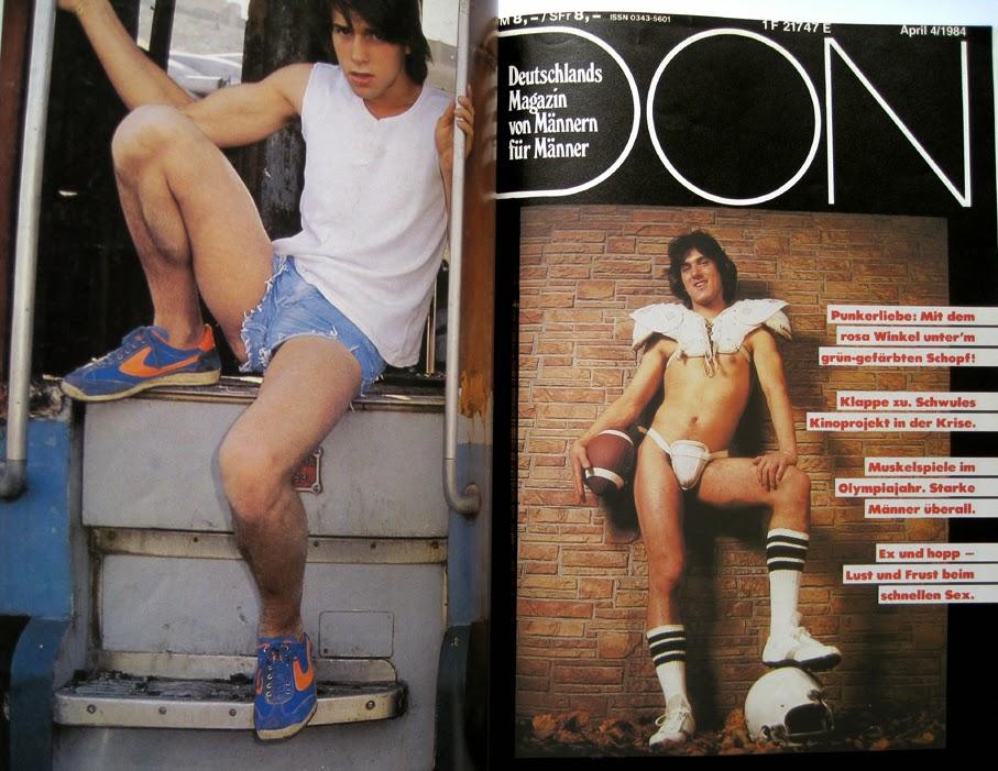 German Gay Magazine 18