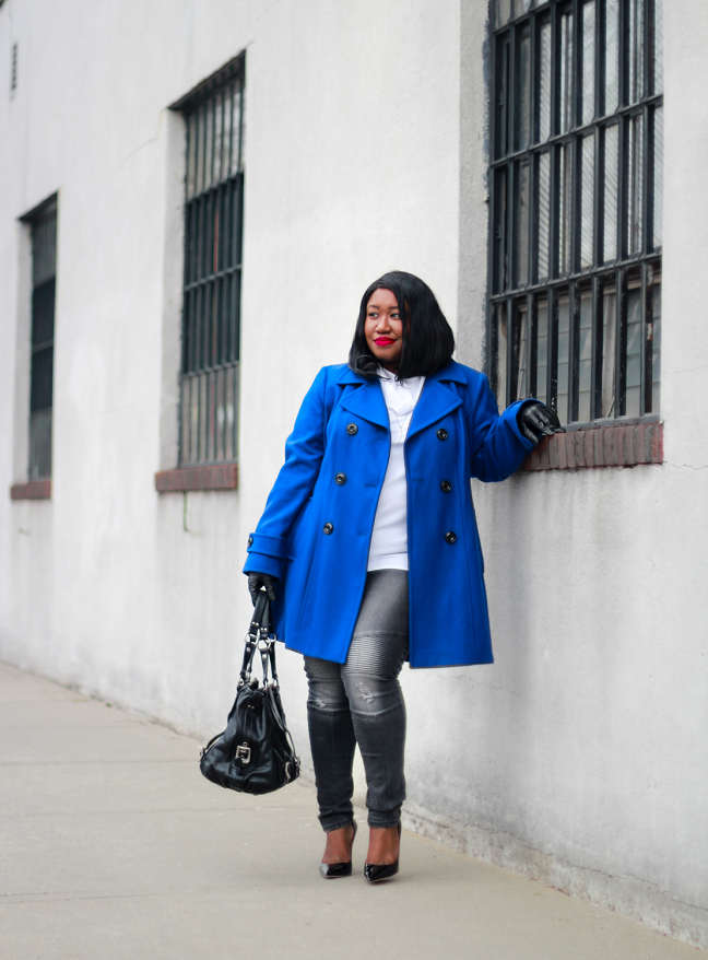 PLUS SIZE WINTER OUTFITS