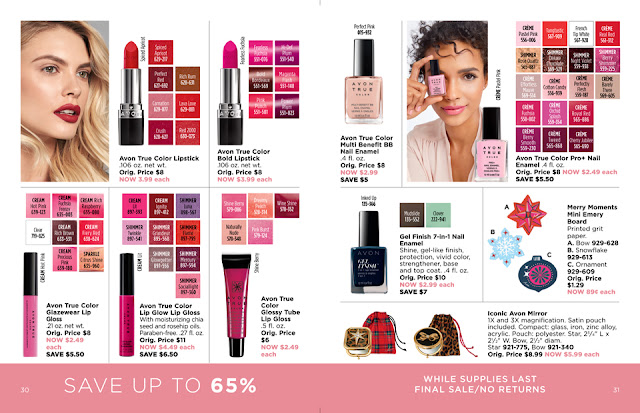 avon outlet 21 2019 makeup sale