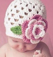 free baby crochet hat patterns