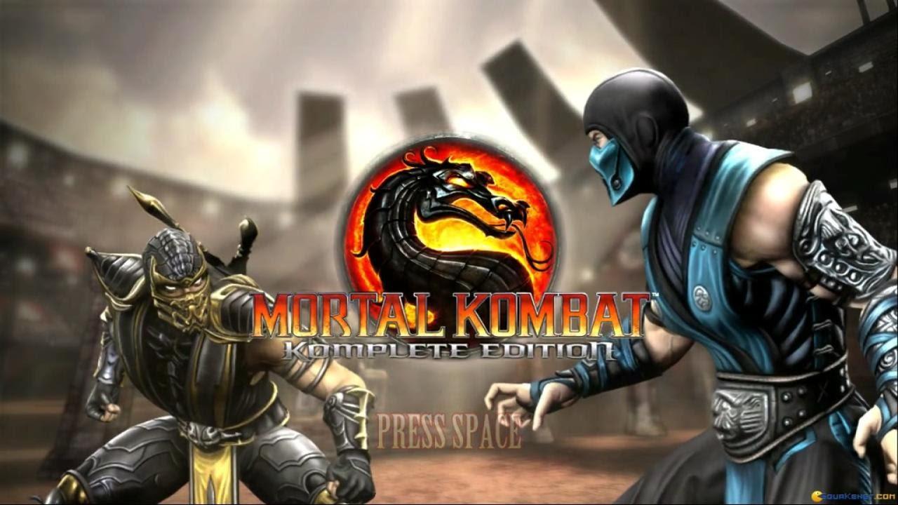Mortal Kombat PC Game Free Torrent Download - MadGameZone