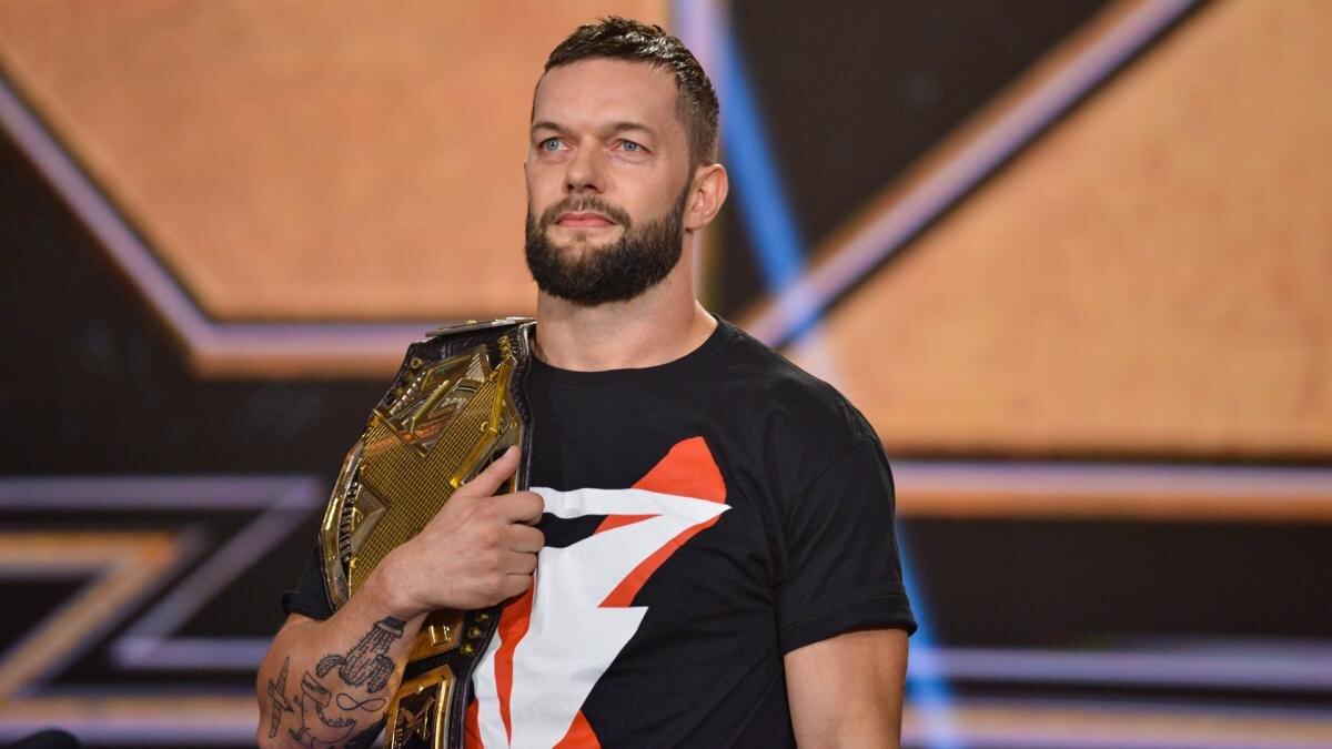 Finn Balor quer ter uma terceira jornada no WWE NXT