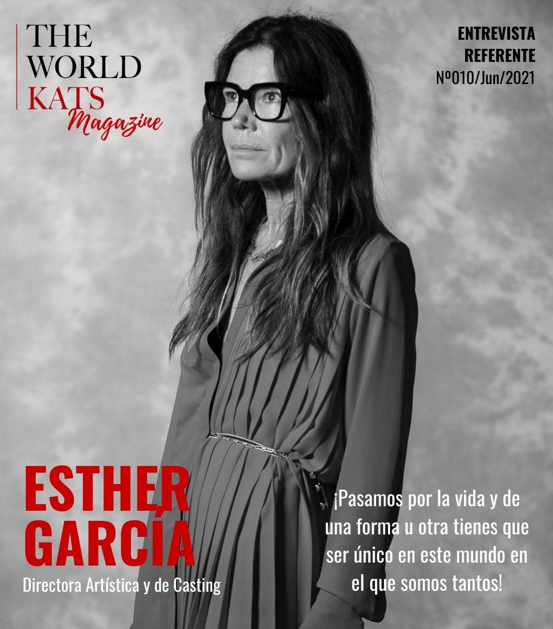 Esther García Capdevila, Directora Artística y de Casting