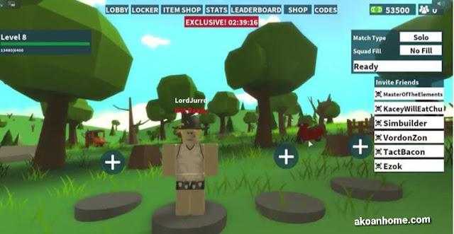 تحميل لعبة روبلوكس Roblox للاندرويد APK 2020 احدث اصدار