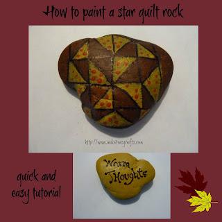 star quilt rock