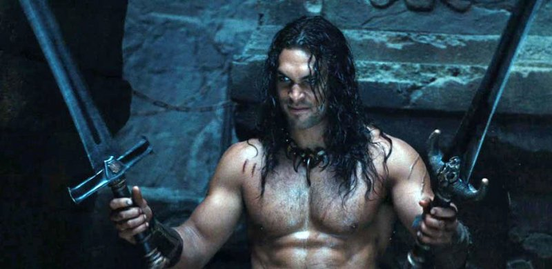 Pat Jackson's Podium: Conan the Barbarian (2011)