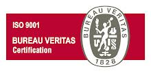 Comptem amb el Certificat Internacional de Qualitat des del setembre del 2021