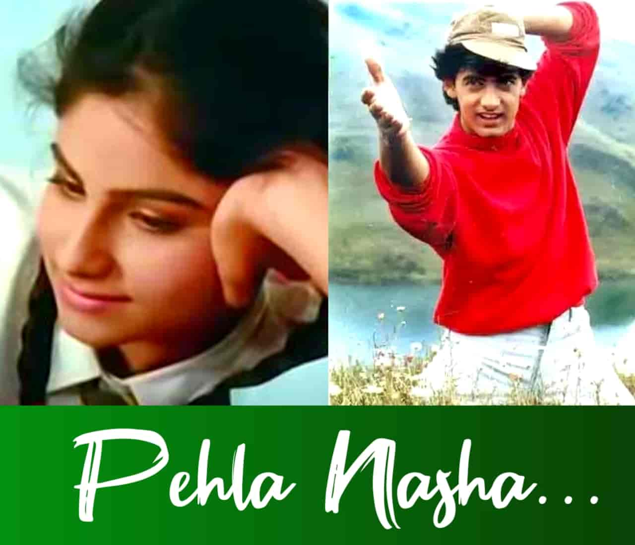 Pehla Nasha Hindi Love Song Lyrics, Sung By Udit Narayan and Sadhana Sargam.
