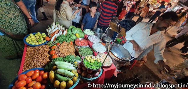 Street Food Har-Ki-Pauri Haridwar