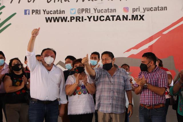 Inicia el registro de aspirantes del PRI para presidencias municipales. Antonio Sánchez