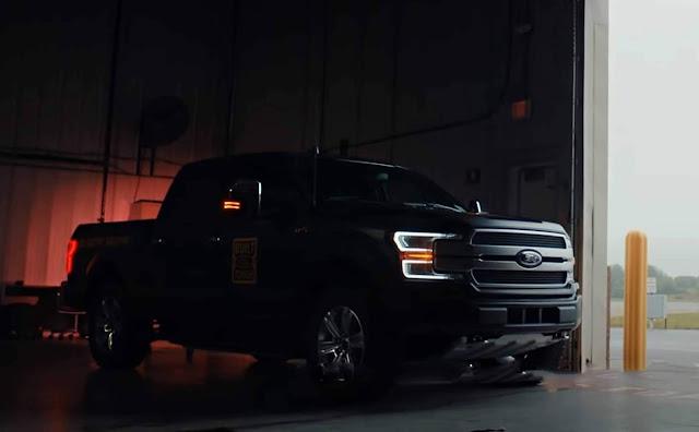 Picape Ford F-150 100% elétrica chegará ao mercado em 2022