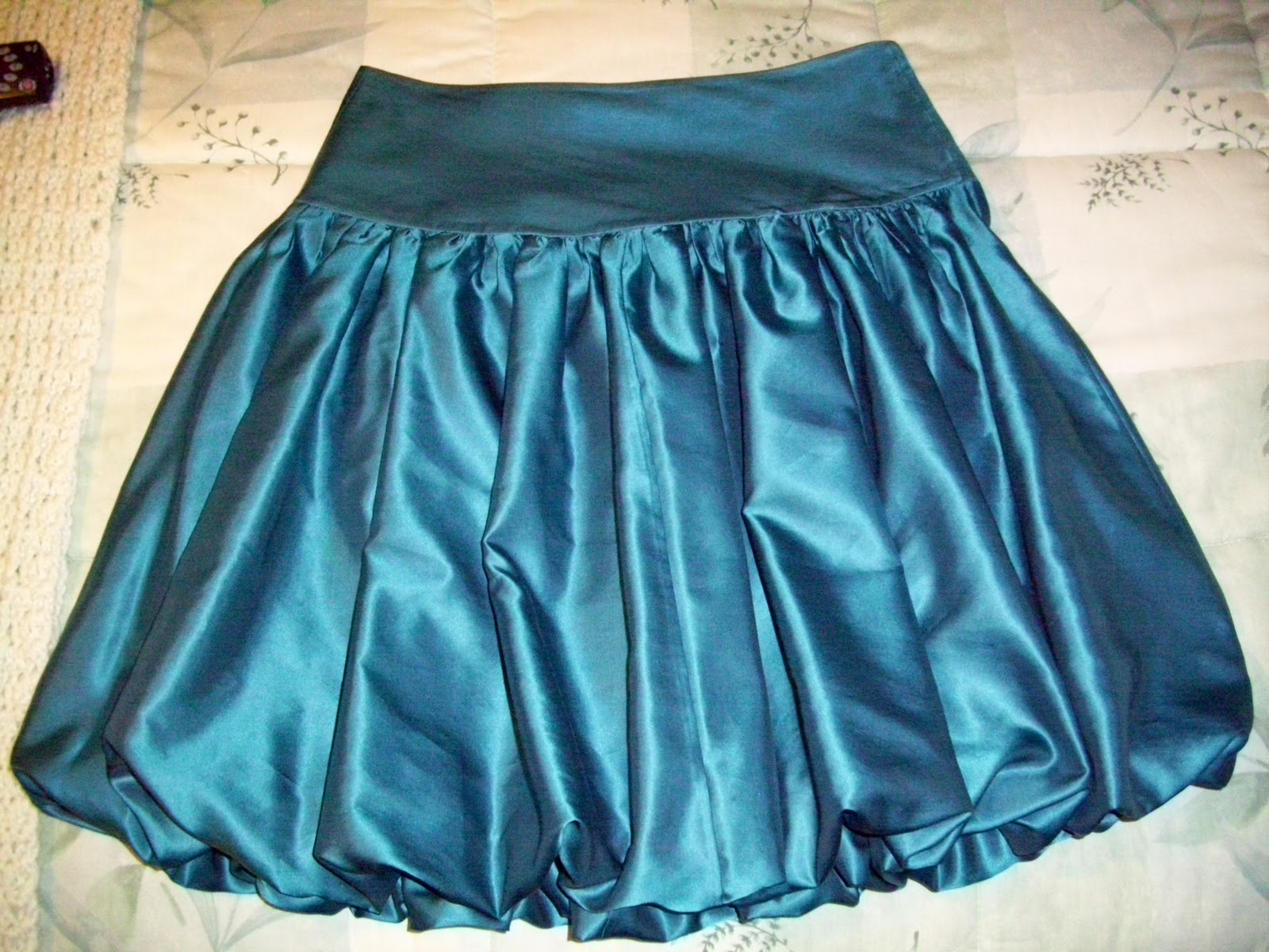 Baloon Skirt 80