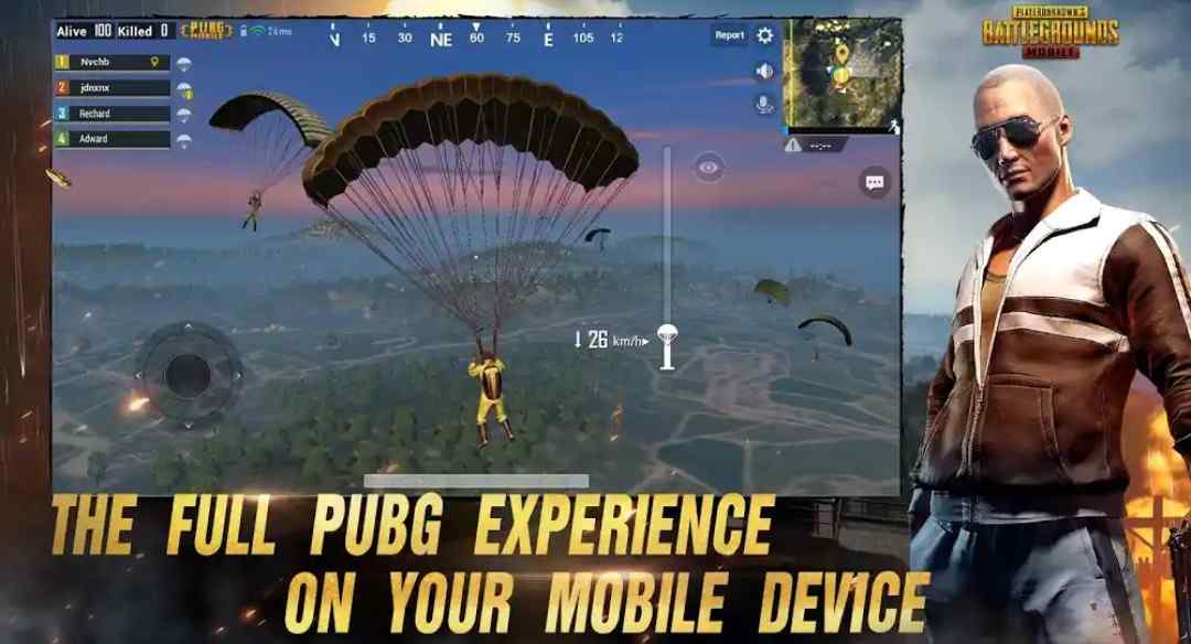 Players Unknown Battleground android game