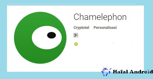 Mengembalikan IMEI NULL INVALID dengan Chamelephon