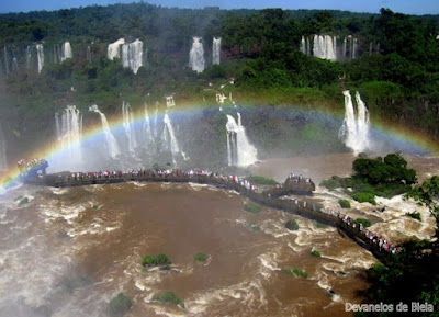 Dicas de Foz do Iguaçu - Cataratas Brasileiras