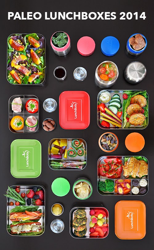 Paleo Lunchbox Roundup by Michelle Tam https://nomnompaleo.com