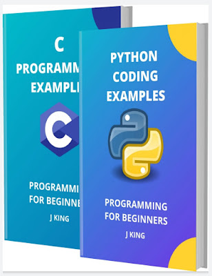 Python Coding and C Programming Examples: Programming for Stupid