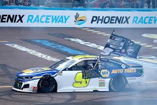 Chase Elliott - Return To The Scene #NASCAR