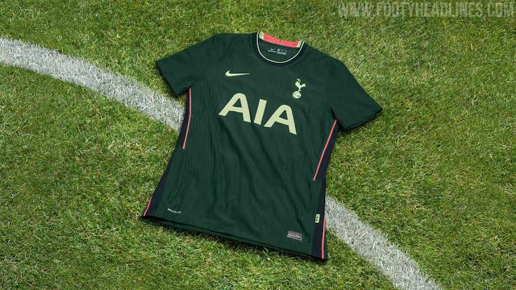 Tottenham Hotspur 20 21 Home Away Kits Released Footy Headlines