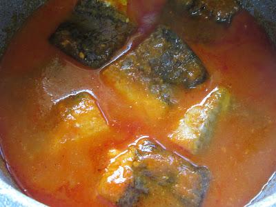 Bacalao en salsa de piquillos olla GM