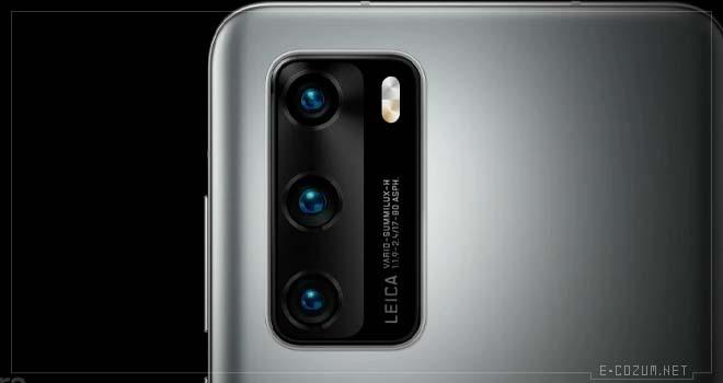 Huawei P40 kamera perfomansı