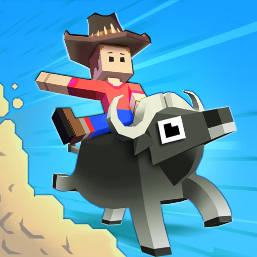 تحميل لعبة Rodeo Stampede: Sky Zoo Safari v1.19.0 للاندرويد مهكرة كلشي غير محدود