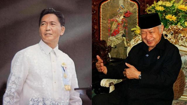 BJ Habibie Mau Direkrut Presiden Marcos, sebelum Ditarik Soeharto