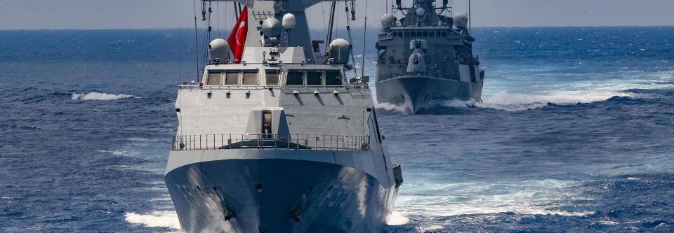 Уруський про крейсер «Україна», турецькі корвети і британські катери