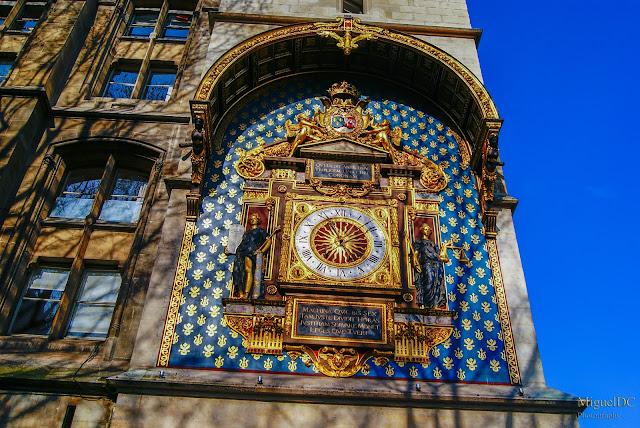 Primer reloj de Paría