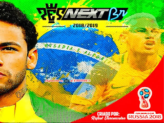 PES 6 Next Season Brasil 2018-19 | Wc Russia 2018 Edition