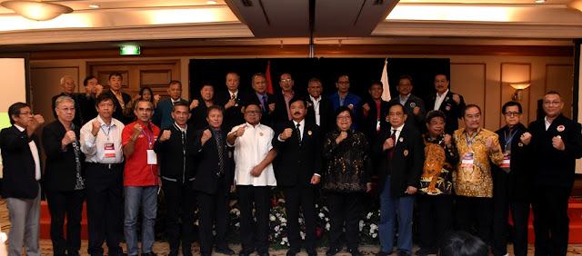 Panglima TNI Terpilih Secara Aklamasi Sebagai Ketua Umum FORKI 2019-2023