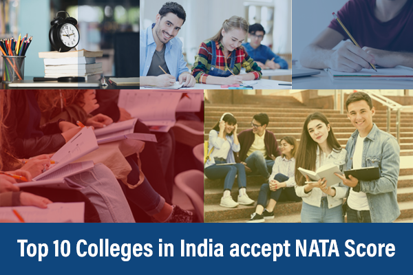 Top 10 Colleges in India accept NATA Score