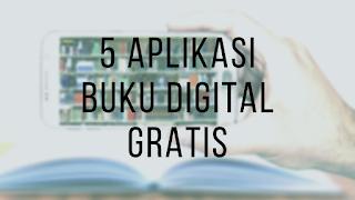 Aplikasi buku digital gratis