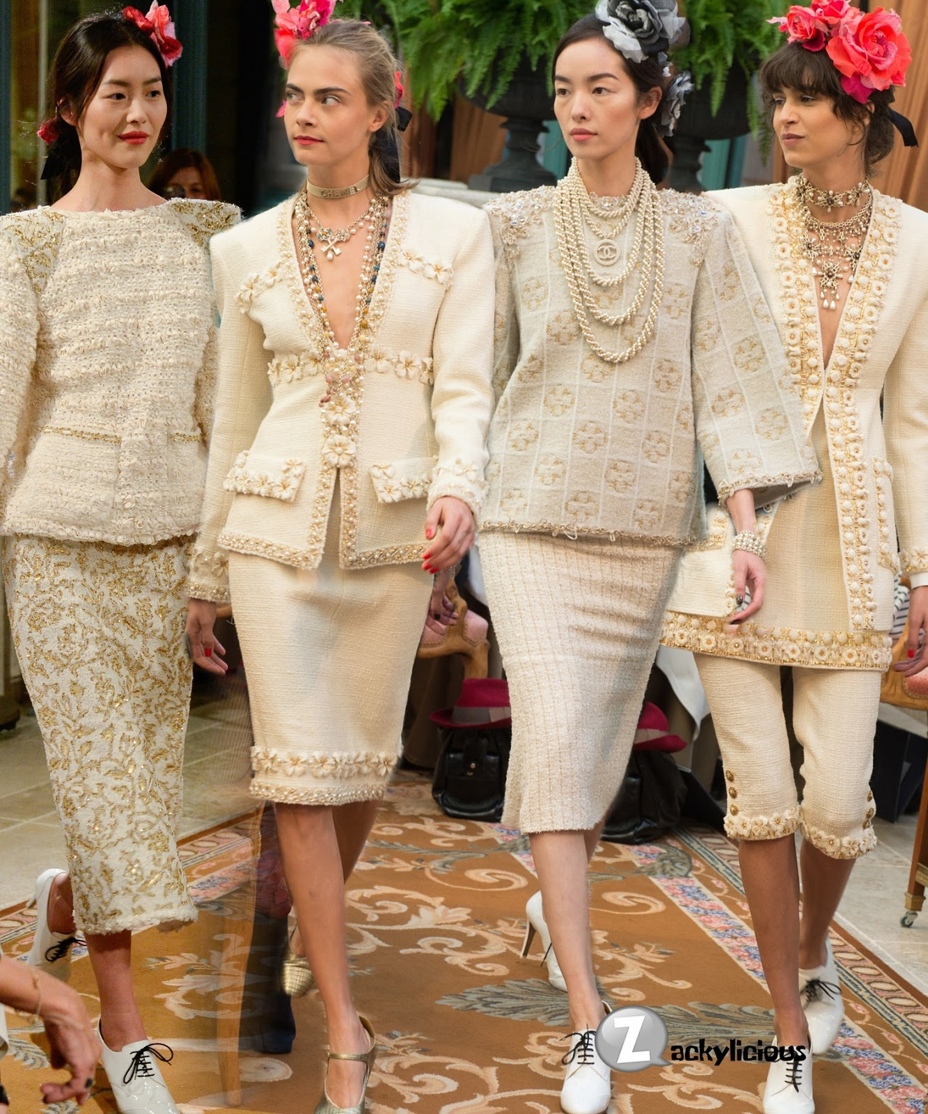 52a15d82f81a Chanel s Métiers d Art 2016.17 Paris Cosmopolite - Zackylicious