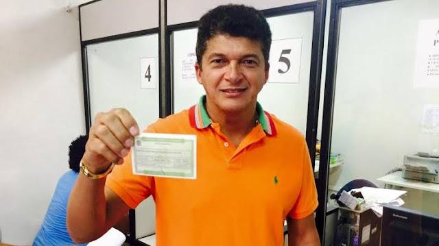 Marcos Caldas deverá ser o mais votado da sua coligação