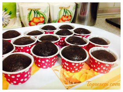 Resepi Apam Coklat Kukus Yang Mudah