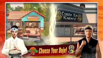 Cobra Kai: Card Fighter download