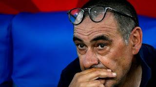 confirmed: Maurizio Sarri Staying with Juventus next season