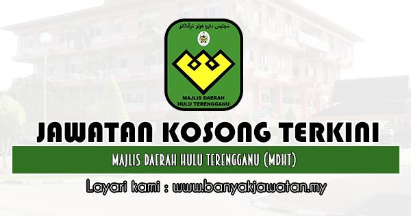 Jawatan Kosong 2019 di Majlis Daerah Hulu Terengganu (MDHT)