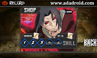 Download Naruto Senki Mod Shinobi Battle Rumble Apk