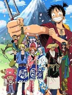 Download One Piece Episode Spesial 4 : Luffy Oyabun