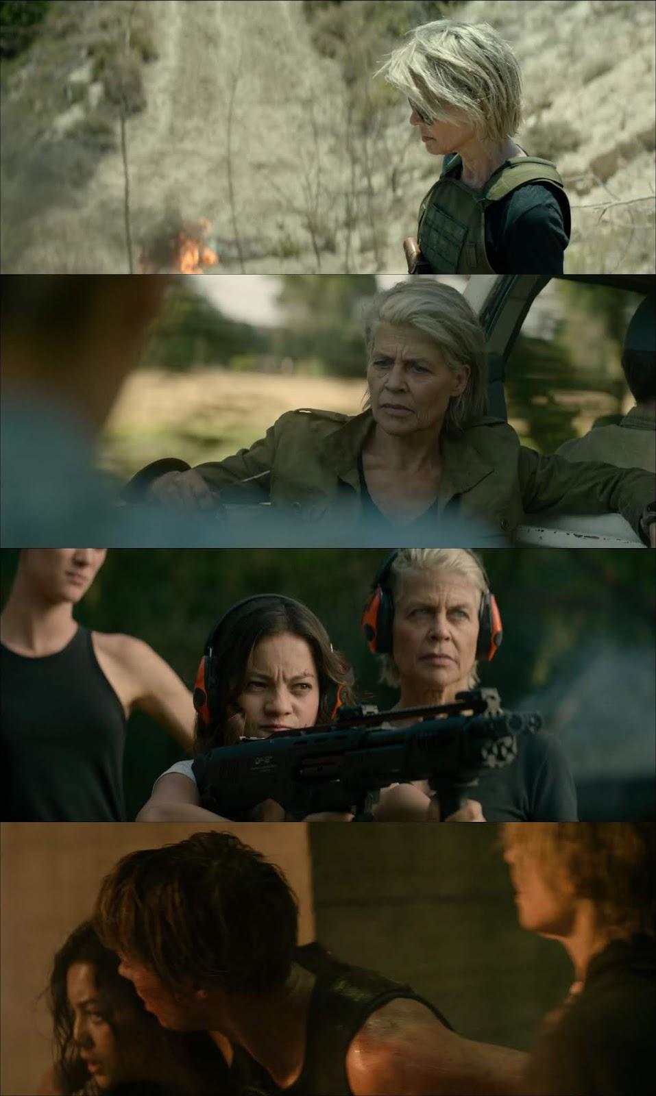 Terminator Destino Oculto (2019) HD 720p Latino