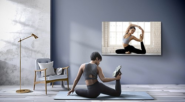 Make the most of the lockdown with Health and Fitness apps for Samsung Smart TVs