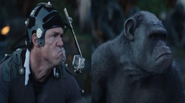 (Maymunlar Cehennemi: Şafak Vakti - 2014)